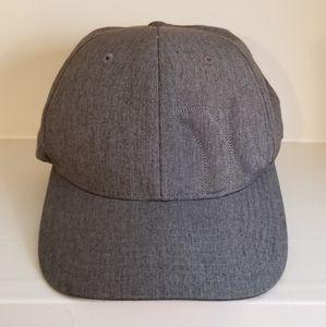 Hurley Wolf Gray Flexfit Cap Size L/XL EUC